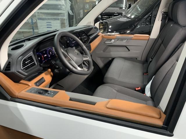 VW Transporter 6.1 konjakki
